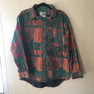 The Territory Ahead Vintage Button Up Shirt